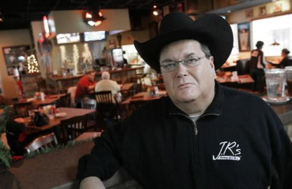 Jim Ross (The Oklahoman Archives photo)