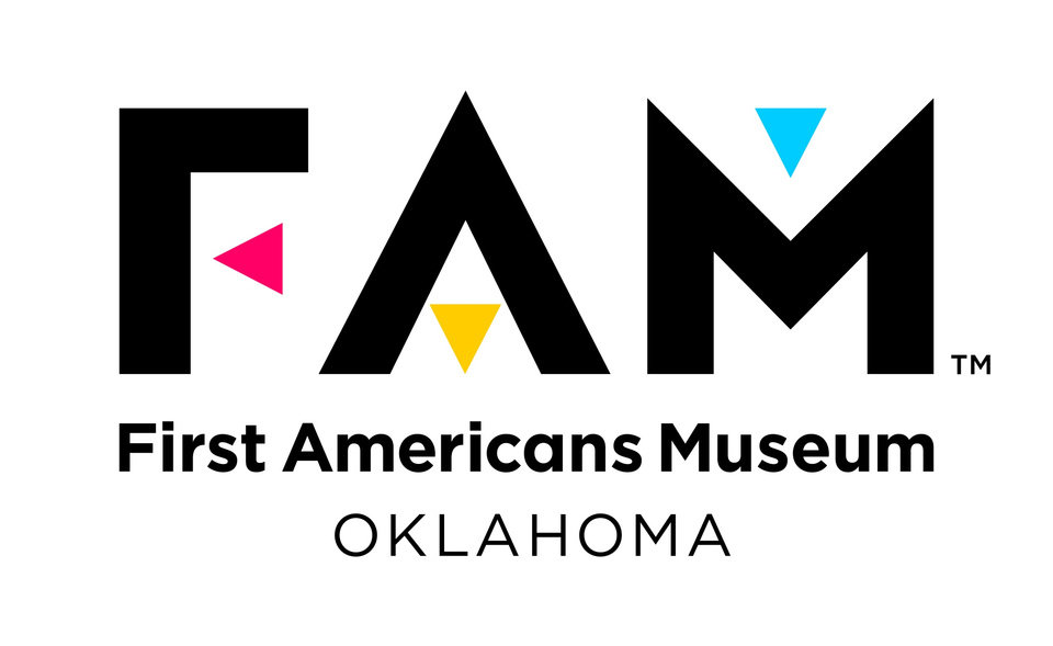 Photo - The new logo mirrors the mission of the First Americans Museum opening in 2021 in Oklahoma City. [First Americans Museum]