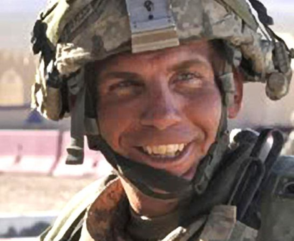 Photo - FILE - In this Aug. 23, 2011, file photo provided by the Defense Video & Imagery Distribution System, shows Army Staff Sgt. Robert Bales during an exercise at the National Training Center at Fort Irwin, Calif.  Bales, an Army staff sergeant charged with slaughtering 16 villagers in one of the worst atrocities of the Afghanistan war, is expected to plead guilty Wednesday June 5, 2013 in an attempt to avoid the death penalty. (AP Photo/DVIDS, Spc. Ryan Hallock, File)