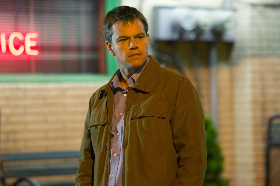 Photo - Matt Damon is shown in a scene from