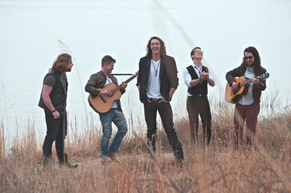 Photo - Oklahoma City-based country band Lower 40 has played between 300 and 400 shows in the past three years and is getting ready to release its debut album later this year on Oklahoma-based Land Run Records. Photo provided