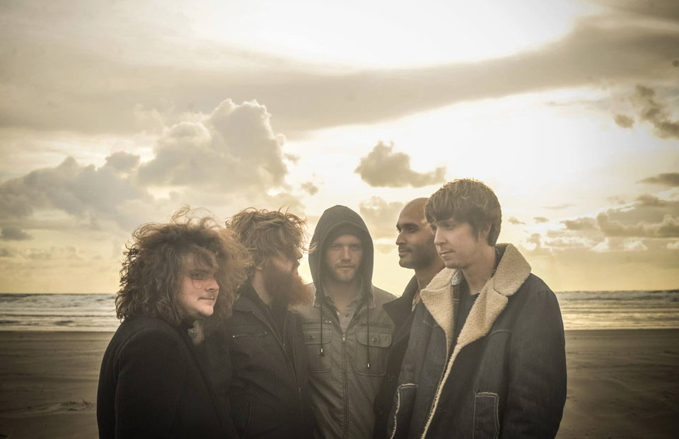 Photo - Horse Thief, an Oklahoma City psychedelic folk rock band, repackaged its home state tribute ?Warrior? on Bandcamp to raise money for Red Cross Oklahoma tornado relief efforts. Photo provided
