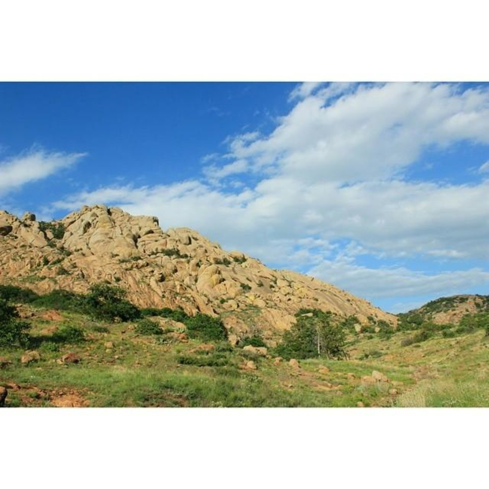 Wichita Mountains - Photo by Instagrammer @rlmegan