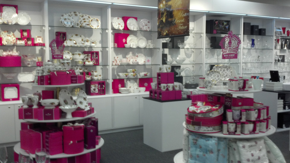 Waterford Wedgwood Royal Doulton Store