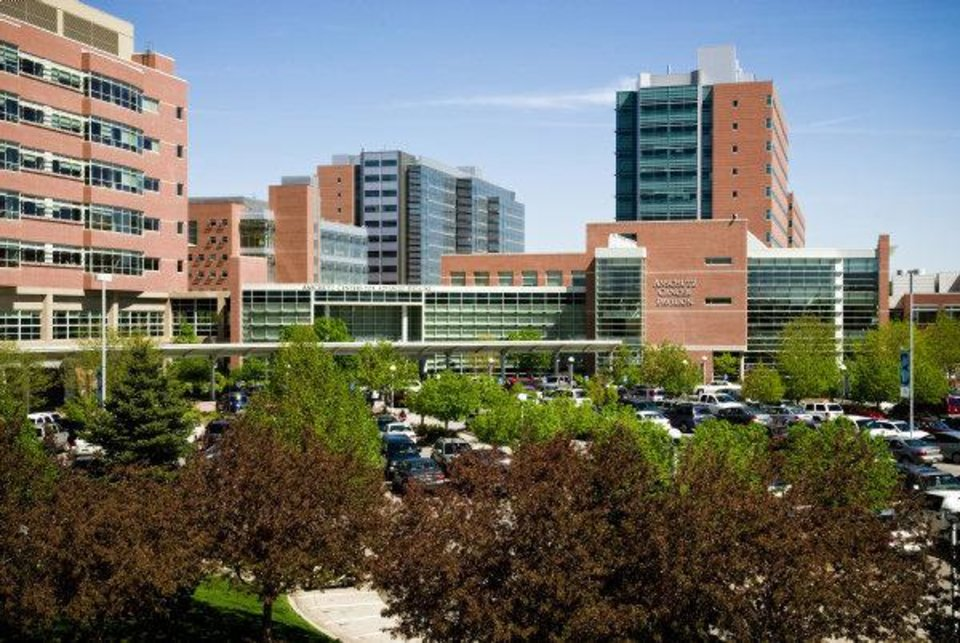 The Anschutz Cancer Pavilion is located on the Anschutz Medical Campus in Aurora, Colo. David Morgan - Photo provided