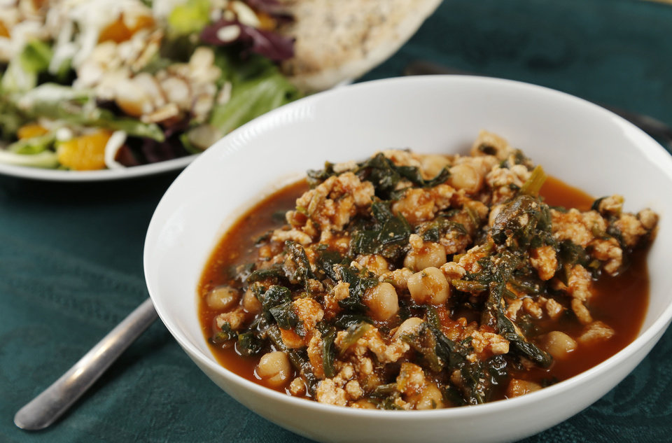 Turn leftovers into healthy meals like salad or soup. DOUG HOKE - THE OKLAHOMAN