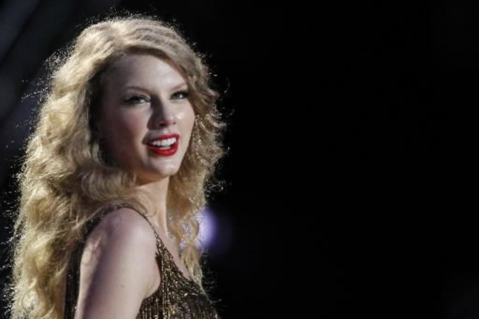 Photo -  Taylor Swift (AP file)