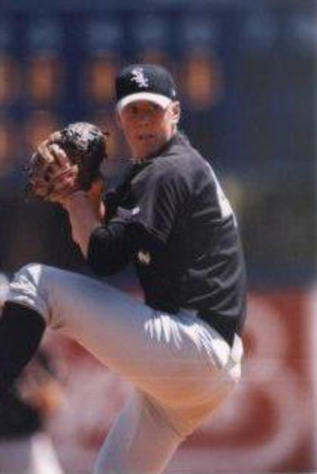 Photo - Brandon Weeden pitching. PHOTO PROVIDED