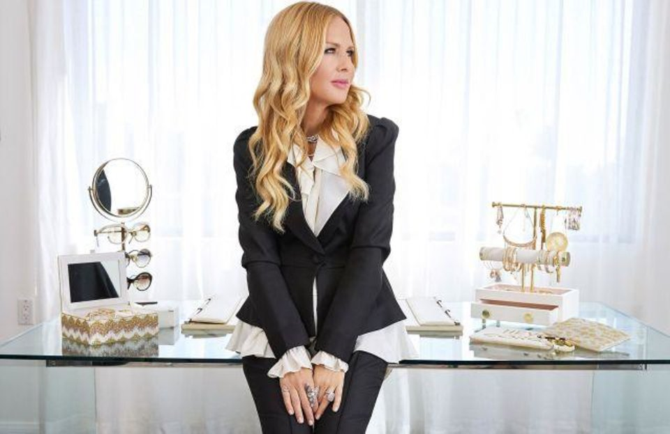 Photo - Rachel Zoe is collaborating with Pottery Barn on a home decor collection for children and teens.