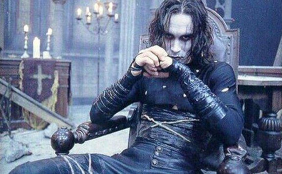 Photo - Brandon Lee in