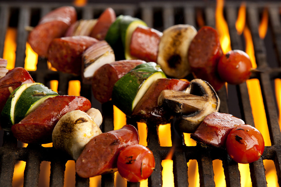 It's the time of year to enjoy the grill. <strong> - PROVIDED</strong>