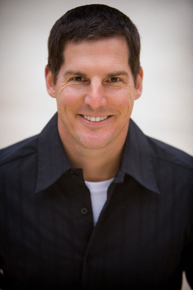 Photo - Craig Groeschel, founder and senior pastor of LifeChurch.tv  PHOTO PROVIDED
