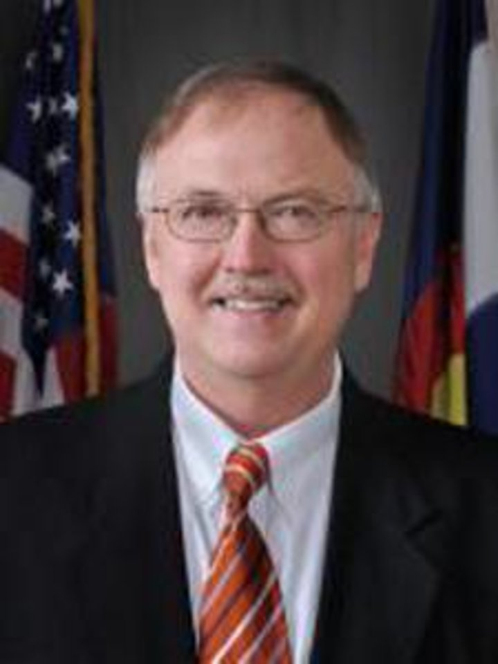 This undated image provided by the Colorado Department of Corrections shows its director Tom Clements. Sheriff\'s Lt. Jeff Kramer says Clements was shot to death around 8:30 p.m. Tuesday night March 19, 2013 when he answered his front door in Monument, north of Colorado Springs. Police are searching for the shooter. (AP Photo/Colorado Department of Corrections)