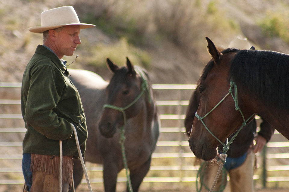 "Horseman Buck Brannaman is shown in a scene from the documentary �Buck.""  IFC FILMS PHOTO"