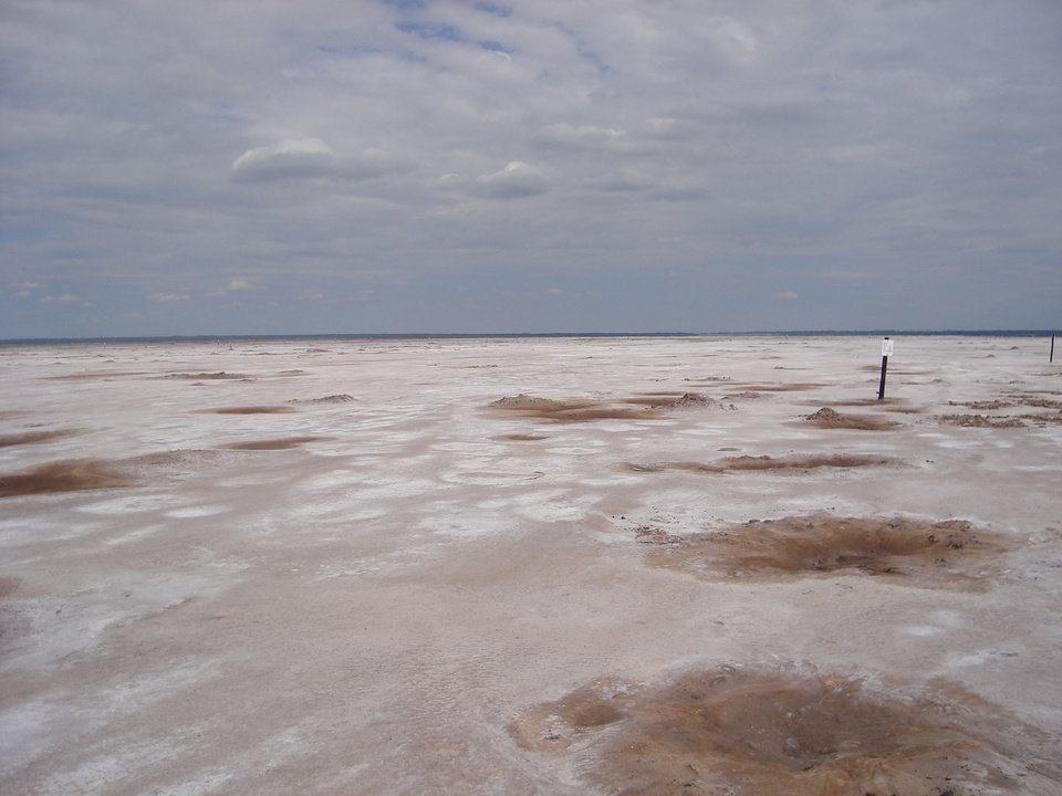 Oklahoma Great Salt Plains<br/><b>Community Photo By:</b> andrea tillett<br/><b>Submitted By:</b> andrea, bethany