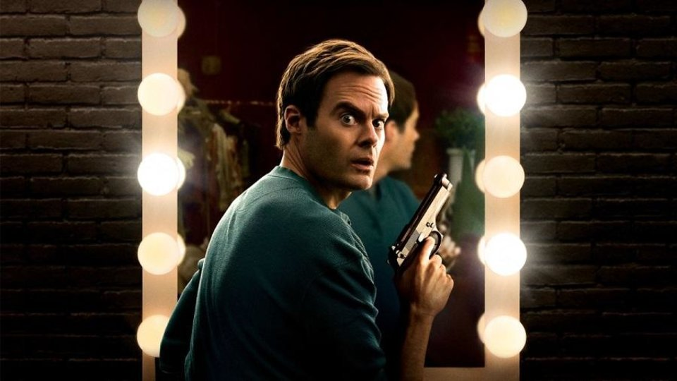 Photo - Bill Hader co-created, stars in and has directed episodes of the dark comedy series