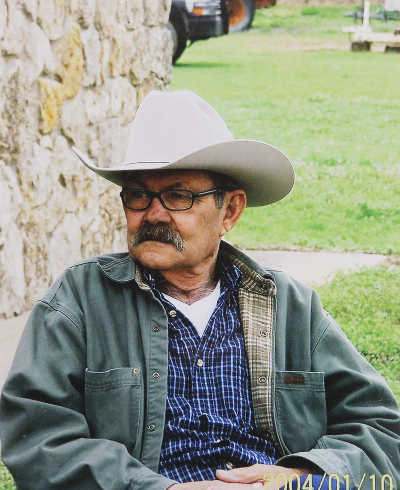 """Photo - Damon """"Chub"""" Anderson was the last man to see E.C. Mullendore alive.                     Photo by Doug Hoke, The Oklahoman Archives."""