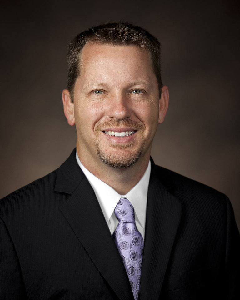 Photo - Jason Pigott is senior vice president of operations for Chesapeake Energy Corp.'s southern division   - provided