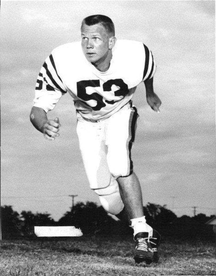 Former Oklahoma State football player Jim Click. PHOTO COURTESY OSU SPORTS INFORMATION