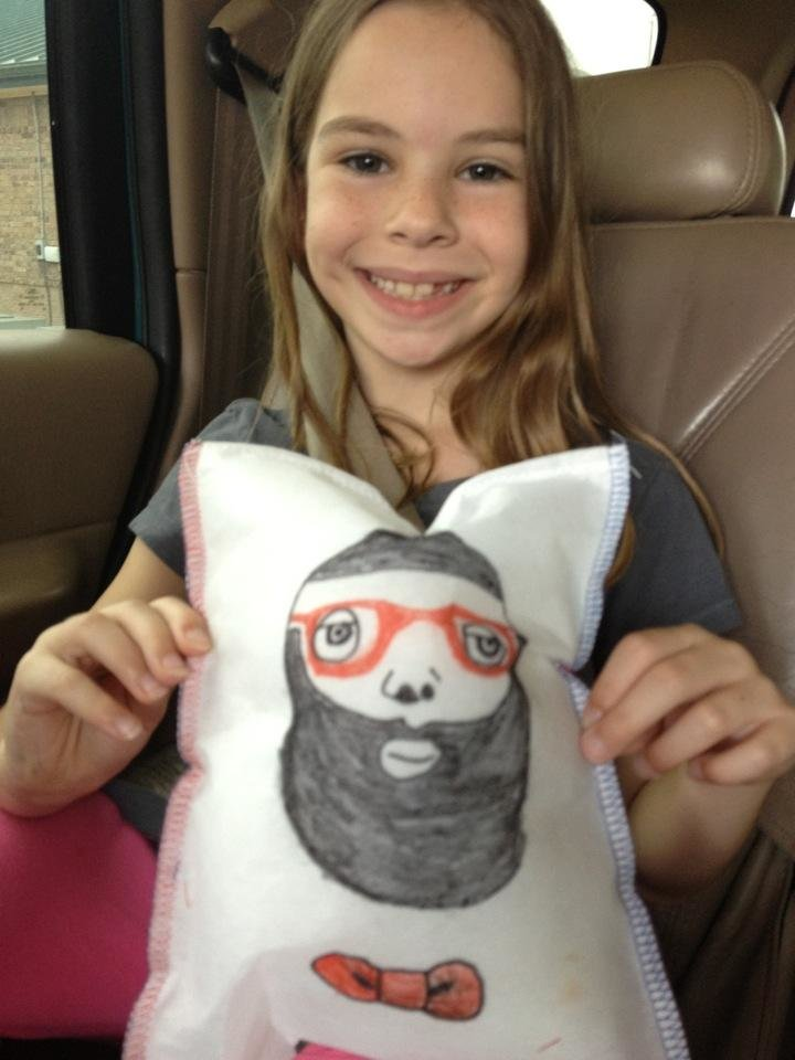 Amanda\'s Dream Pillow
