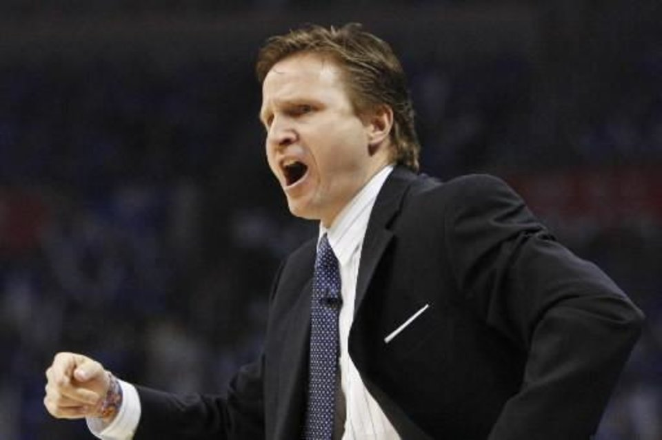 Photo - Scott Brooks is seen in this April 2010 AP photo.