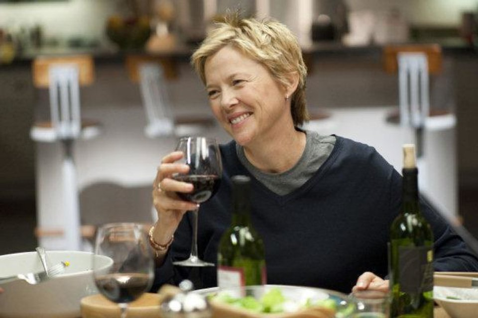 "Annette Bening portrays a lesbian mother in Lisa Cholodenko's ""The Kids Are All Right."" FOCUS FEATURES PHOTO <strong>Suzanne Tenner</strong>"