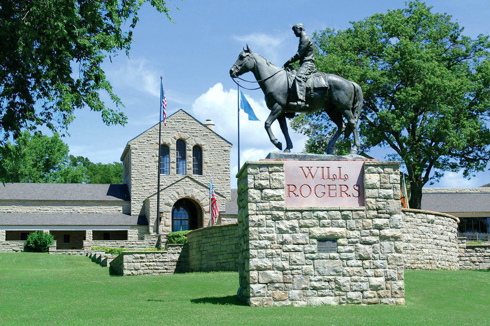 Will Rogers History Tour guests will visit the museum in Claremore. Photo provided by Cherokee Nation