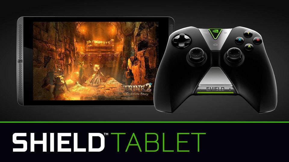 Photo -  The Nvidia tablet is powered by an Nvidia Tegra K1 Kepler processor, a 2.2GHz ARM Cortex A15 CPU, 2GB of RAM and Android 5.0 Lollipop. In other words: This thing is powerful. Photo provided
