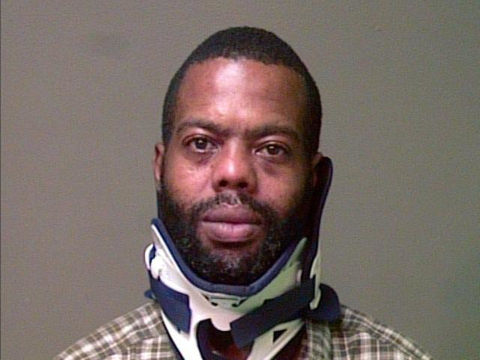 Photo -  Demetrius Stamps, 38, of Oklahoma City.