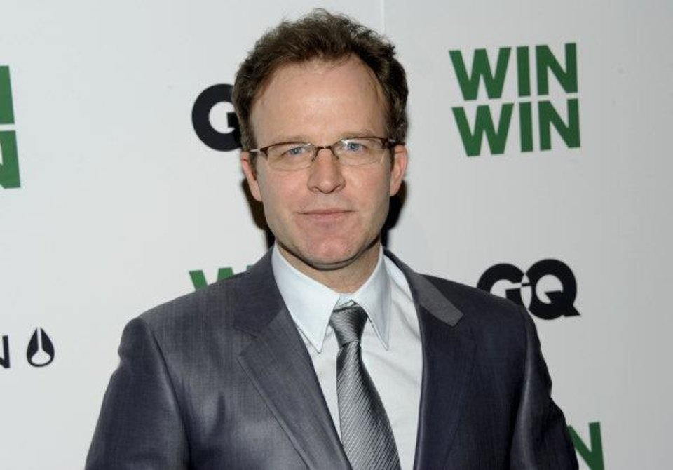 Writer/director Tom McCarthy attends the premiere of 'Win Win' at the SVA Theater on Wednesday in New York. AP photo <strong>Evan Agostini</strong>