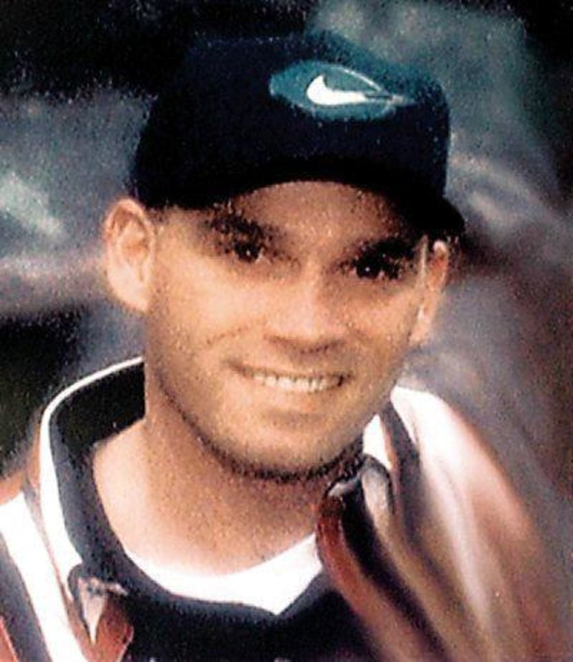 Brian A. Moss, Sperry native and victim of the Pentagon terrorist attack on Sept. 11, 2001. <strong>PROVIDED</strong>