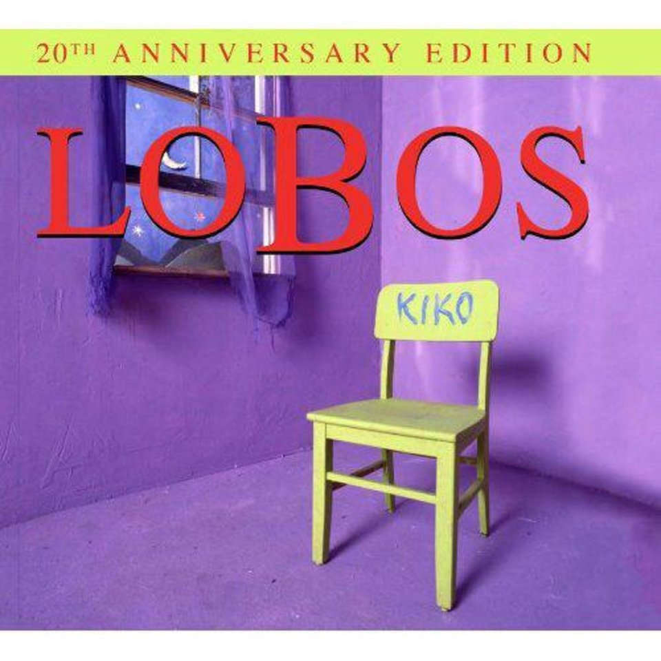 Los Lobos ?Kiko' 20th Anniversary Edition  <strong></strong>