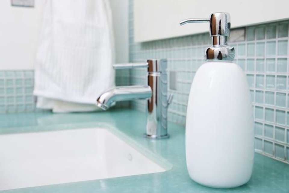 Photo -  Frequent hand washing can help protect people with compromised immune systems. [MetroCreative Image]