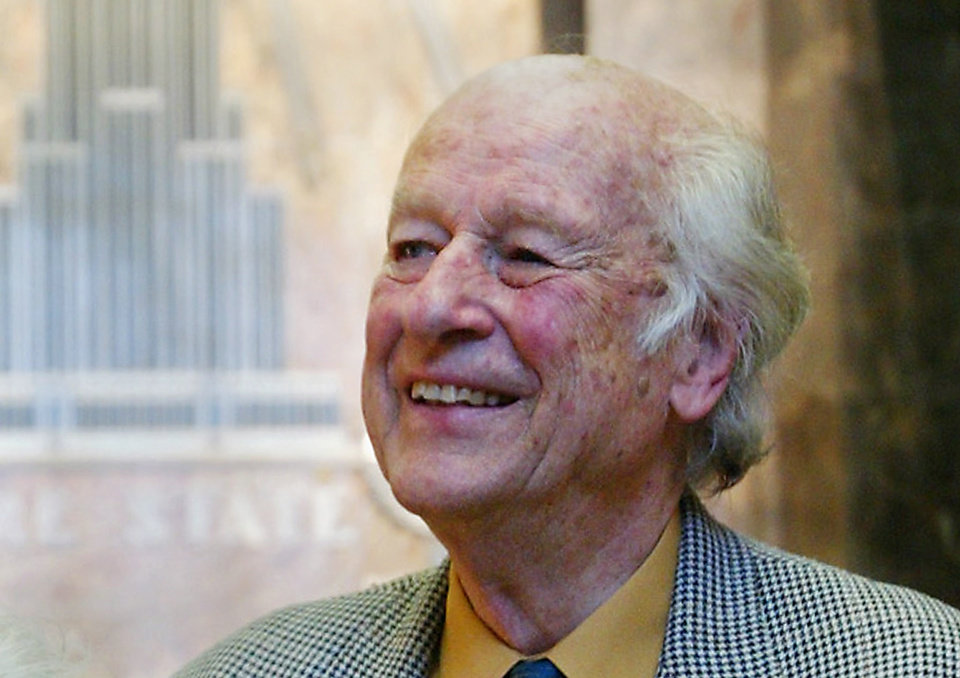 Ray Harryhausen (AP)