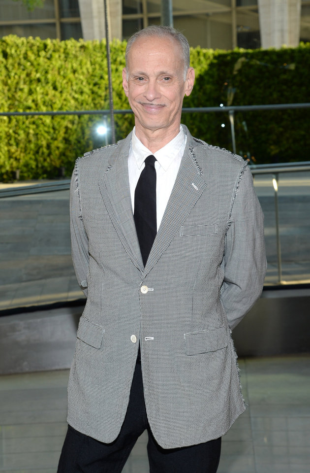 Photo - John Waters arrives at the 2014 CFDA Fashion Awards held at Alice Tully Hall, Lincoln Center, on Monday, June 2, 2014, in New York. (Photo by Evan Agostini/Invision/AP)