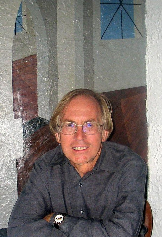 Roy Thomas. Photo credit: Alan Waite, 2007.