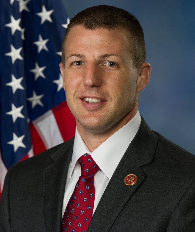 Photo - Rep. Markwayne Mullin