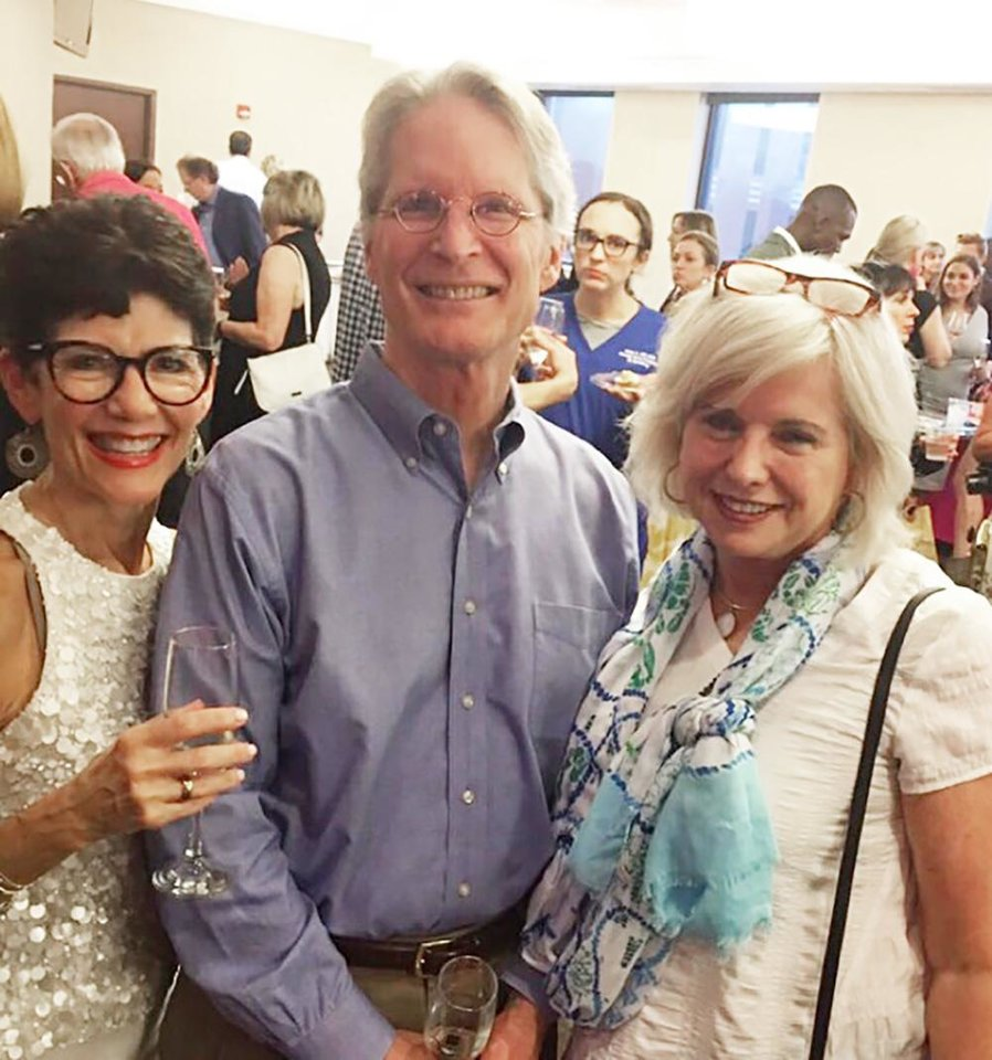 Photo - Cindi Shelby, Mike Shelby, Linda Haneborg. PROVIDED PHOTO