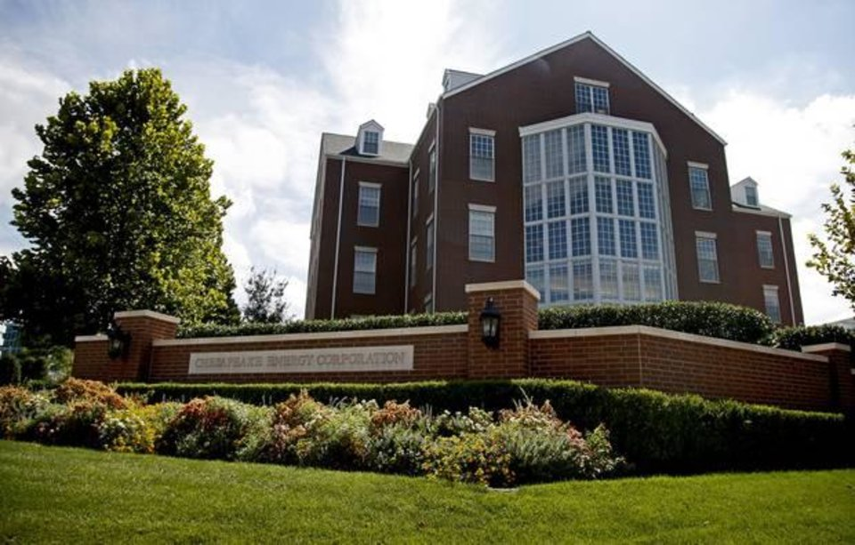 Chesapeake Energy Corp. campus - Photo by Bryan Terry