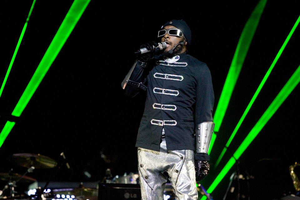 Photo - Will.i.am of the Black Eyed Peas