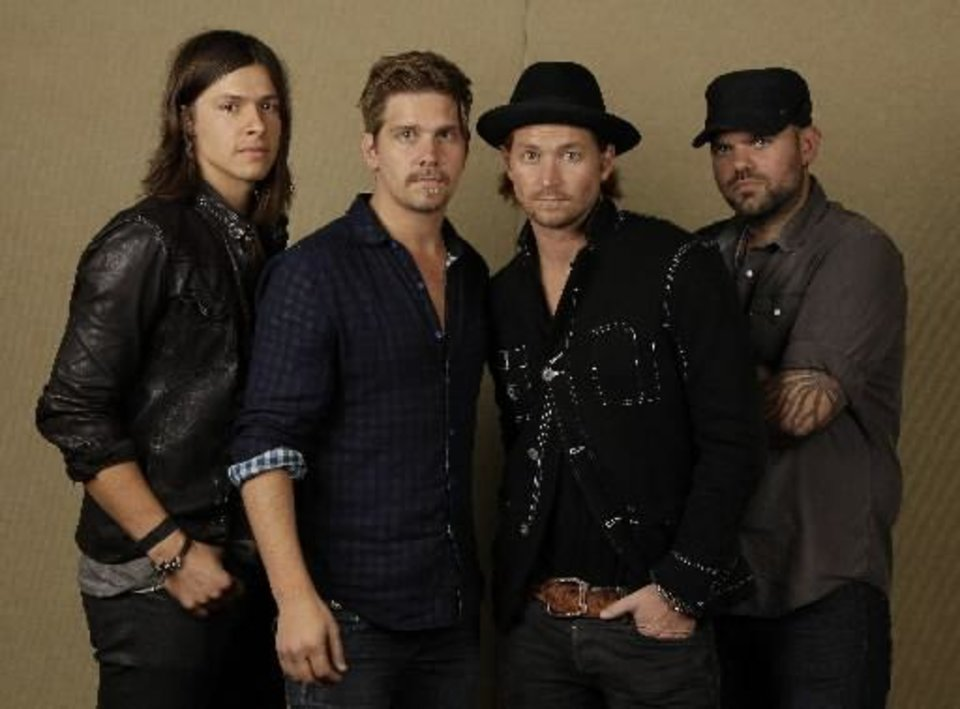 NeedToBreathe (AP file)