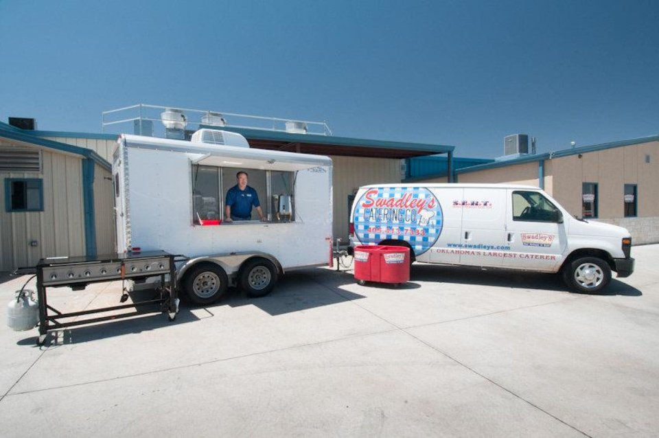 Photo - Oklahoma City-based Swadley's Catering prepares and delivers food to oilfield workers throughout Oklahoma and surrounding states.   - photo provided