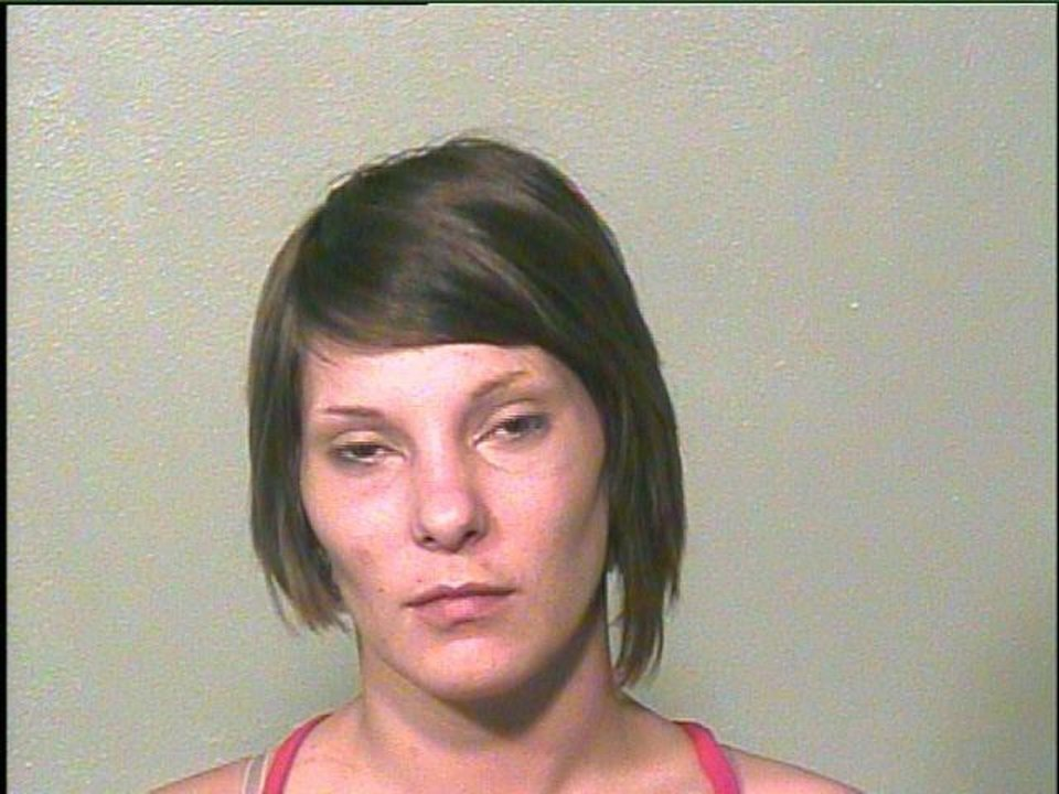 Stacy Helguera - Oklahoma County Jail