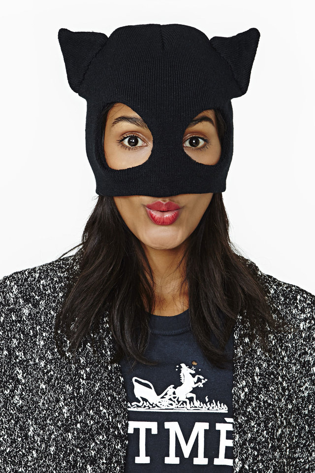 Photo - This bat cap is sold online at nastygal.com. PHOTO PROVIDED