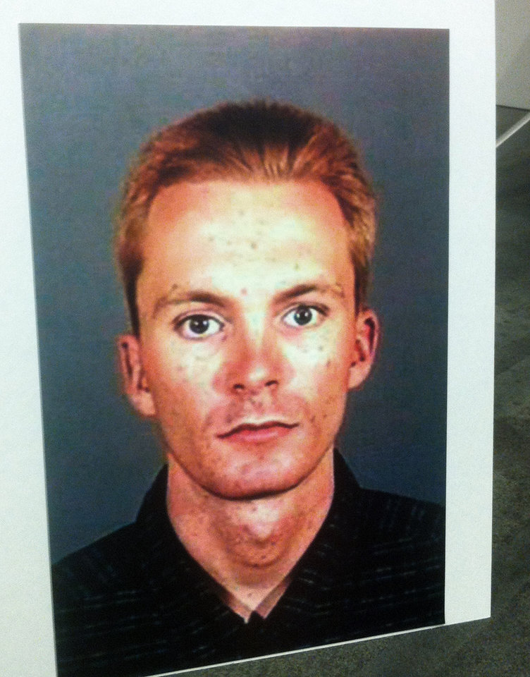 Photo - This undated photo provided by the Los Angeles Police Department on Saturday March 30, 2013 shows Tobias Dustin Summers who was identified as a