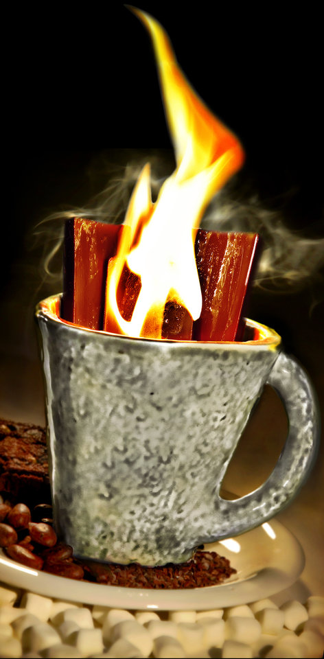 Hot Chocolate on Wednesday, Dec. 15, 2010, in Oklahoma City. Photo Illustration by Chris Landsberger, The Oklahoman