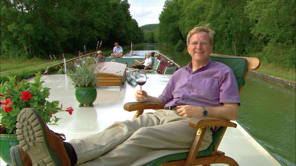 Photo - Cruising the Burgundy canal is the ultimate in stress-free vacationing. (Photo by Europe Through the Back Door)
