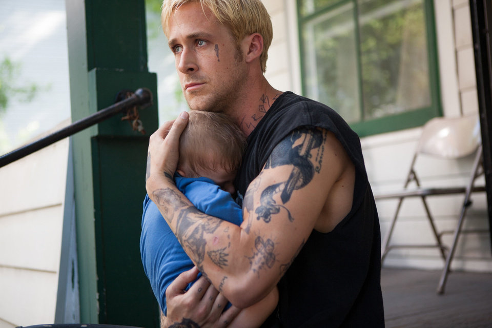 "Photo - ""The Place Beyond the Pines"" reunites actor Ryan Gosling with filmmaker Derek Cianfrance. PHOTO PROVIDED"