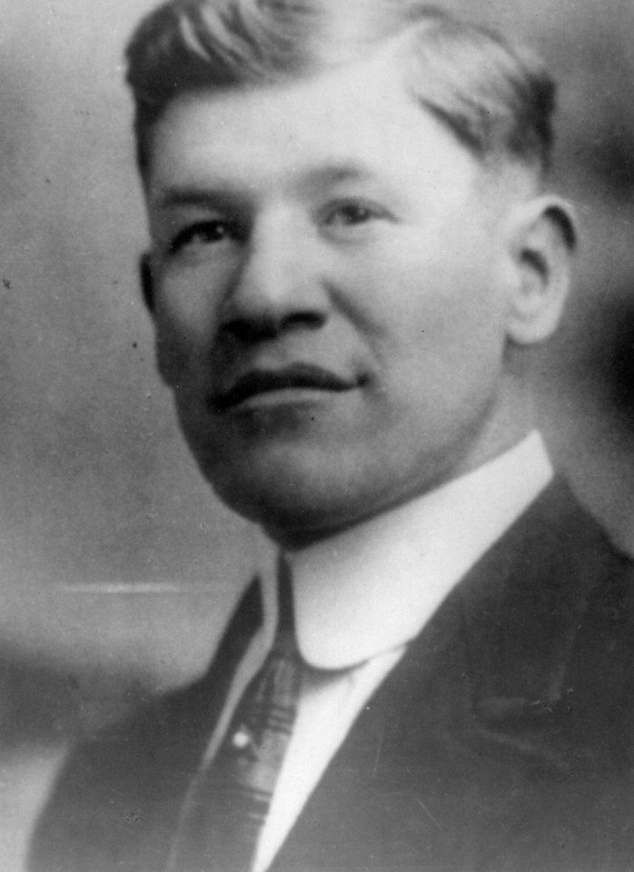 Photo - Oklahoman Jim Thorpe as a young man  THE OKLAHOMAN ARCHIVE  FILE PHOTO: UNDATED