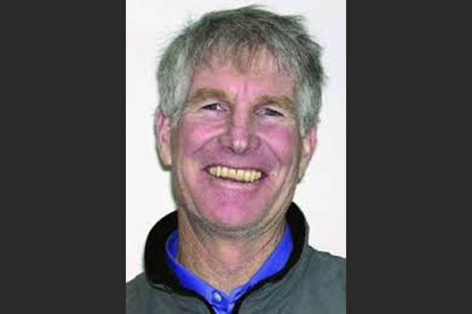 "FILE - This photo released by the Sublette County Sheriff's Office shows James ""Randy"" Udall, the brother of Colorado Sen. Mark Udall. On Wednesday, June 3, 2013, the family of Sen. Udall said searchers looking for his brother in western Wyoming's Wind River Range have found his body. James ""Randy"" Udall had left June 20, 2013 for a weeklong solo backpacking trip. (AP Photo/Sublette County Sheriff)"